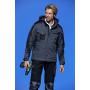 Craftsmen Softshell Jacket wit/carbon