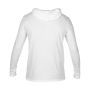 Adult Fashion Basic LS Hooded Tee