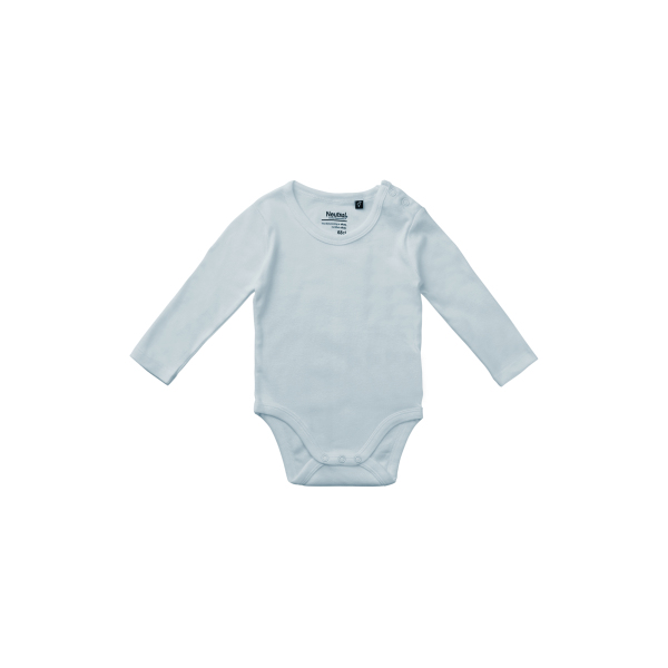 Neutral Lange Mouwen Body Baby - O11130