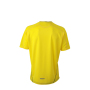 Men's Running T-Shirt - citroen/ijzergrijs