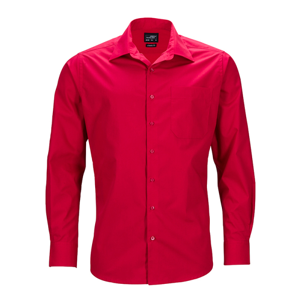 Men's Business Shirt Longsleeve