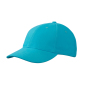 6 Panel Cap Laminated pacific