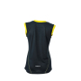 Ladies' Running Tank - ijzergrijs/citroen