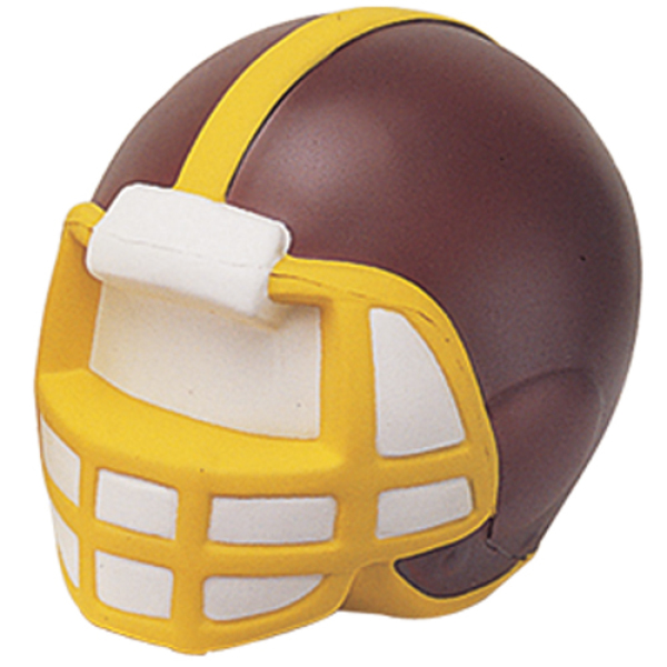 Anti-stress american football helm
