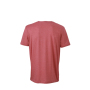 Men's Heather T-Shirt rood-melange