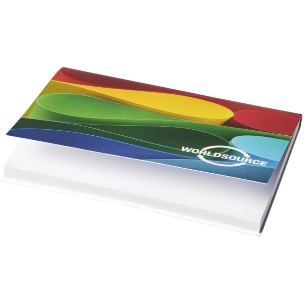 Sticky-Mate® A7 softcover sticky notes 100x75