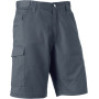 Polycotton twill shorts convoy grey 6xl (48 uk)