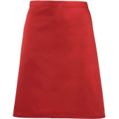 'colours' mid length apron