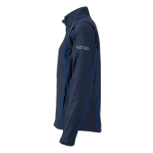 Ladies' Zip-Off Softshell Jacket - navy/royal