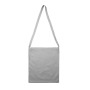 Katoenen shopper cool grey one size