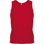 Herensporttop red m