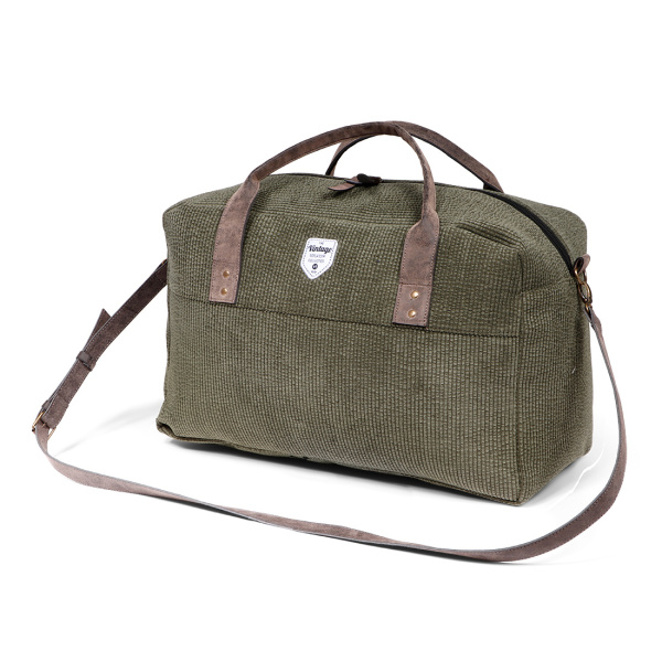 Vintage Ribble Weekend Bag Green