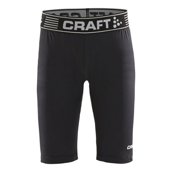 Craft Pro Control Compression Short Tights JR Tights