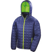 Blizzard padded jacket navy / jasmine xs