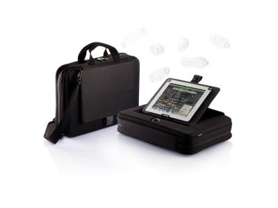 D-Axis universele tablet laptop tas, zwart