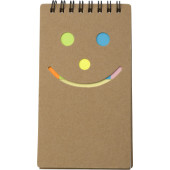 "Notizbuch ""Happy face"""