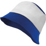 royal blue / white one size