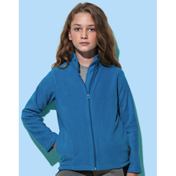 Active Fleece Jacket Kids