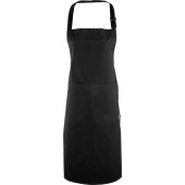 Fairtrade apron with pocket