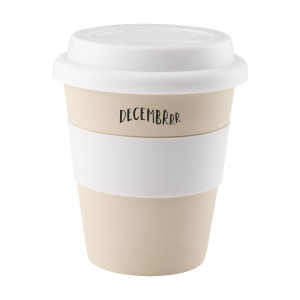 Eco Bamboo Mug-to-Go 350 ml cup