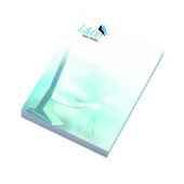 50 mm x 75 mm 50 Sheet Adhesive Notepads White paper