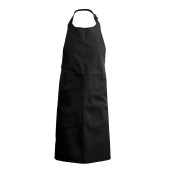 Apron - kinderschort black 60 x 44 cm