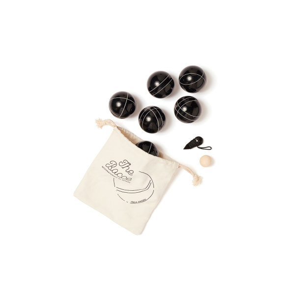 Antique Boccia black edition, zwart