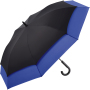 AC golf umbrella FARE®-Stretch 360 - black-euroblue