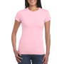 Gildan T-shirt SoftStyle SS for her light pink XL