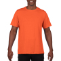 Gildan T-shirt Performance SS for him orange XXXL