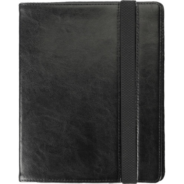 Bonded leather iPad® houder