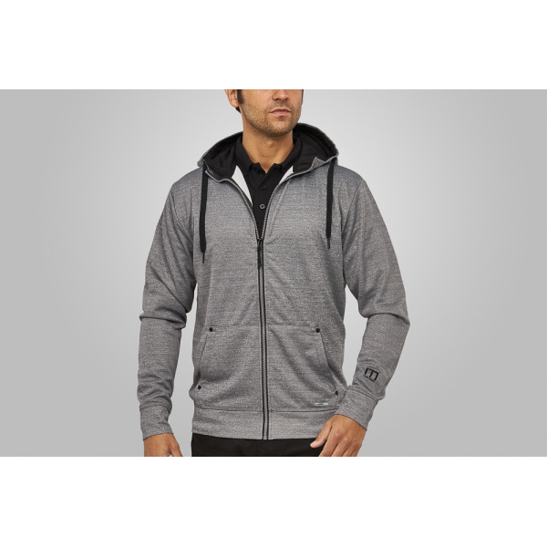 Macseis Sweater Hooded Creator for him Black Mel