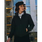 Women's Dover Bomber Jacket - Black