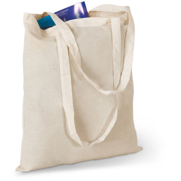 COTTONEL - Cotton shopping bag 105 gr/m²