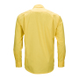 Men's Business Shirt Longsleeve geel