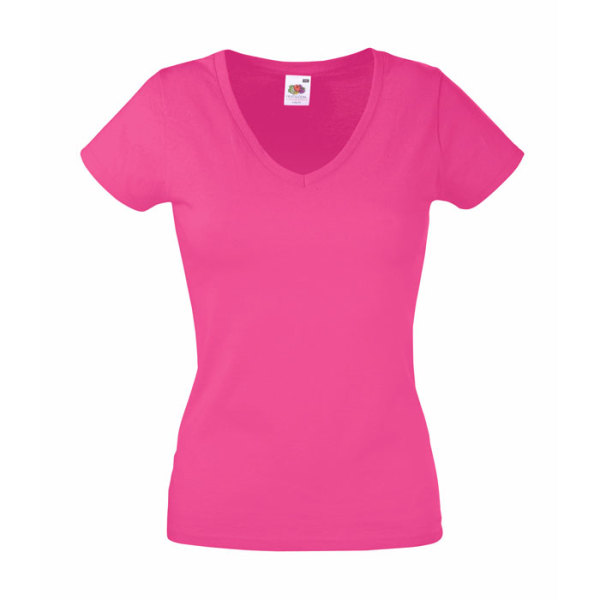 LADY-FIT VALUEWEIGHT 61-398-0 - Dames t-shirt  165 g/m²