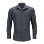 Men's Business Shirt Longsleeve carbon