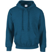Heavy blend™ classic fit adult hooded sweatshirt antique sapphire xxl