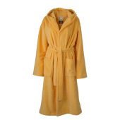Functional Bath Robe Hooded