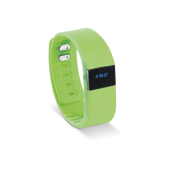 Activity Tracker licht groen