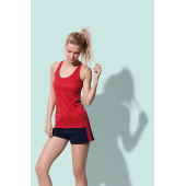 Stedman Tanktop Mesh Active-Dry for her