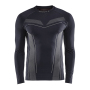 Craft Pro Control seamless jersey ls men black xxl