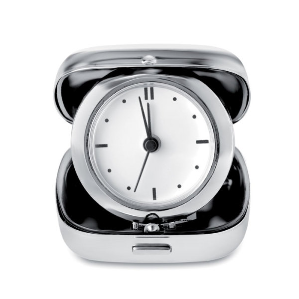 GLIM - Metal travel alarm clock