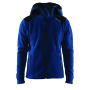 Craft Noble hood fleece men deep melange 3xl