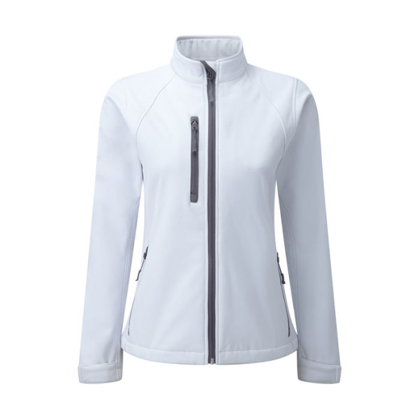 LADIES SOFT SHELL R-140F-0 - Vrouwen Softshell 340 g/m2