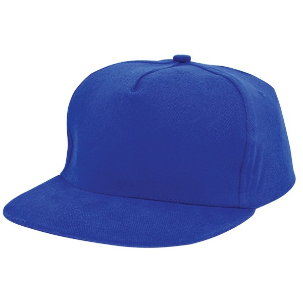 Brushed honkbal cap