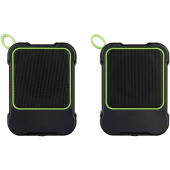 Bond outdoor waterbestendige Bluetooth® speakers - Lime