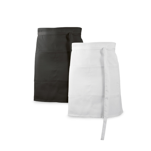 ROSEMARY. Bar apron in cotton and polyester