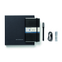 Moleskine Smart writing set black