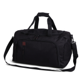 Norländer Urban Tourist Weekendbag Black